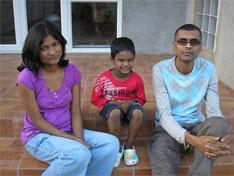 Sanjeev K Cowlessur & Family